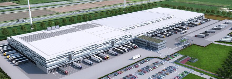Lidl Nederland Distributiecentra Technische installatie