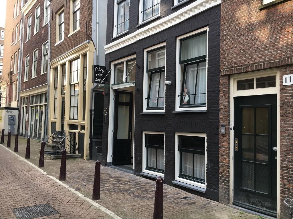 Technische installatie Hotel Amsterdam