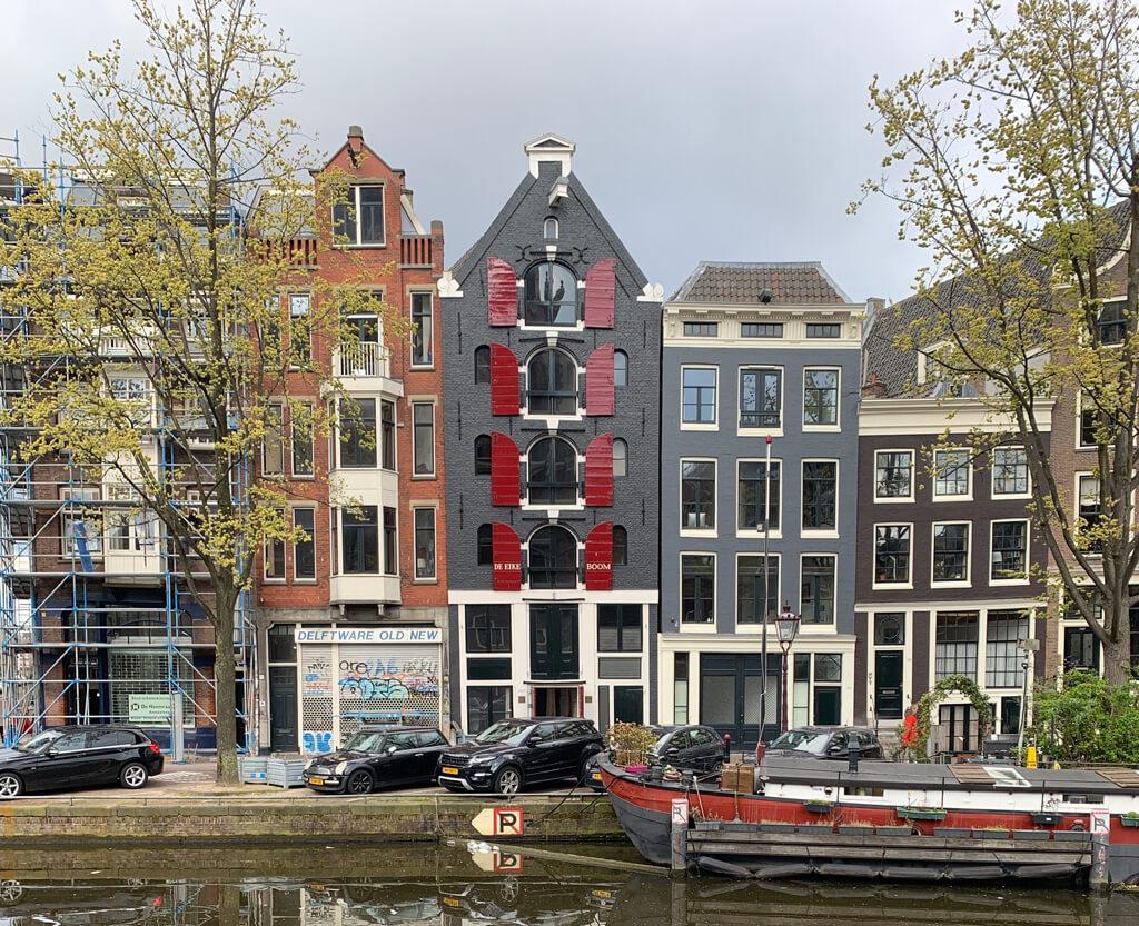 Renovatie rijksmonument De Eikeboom Prinsengracht Amsterdam